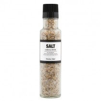 Salzmühle Knoblauch und Thymian