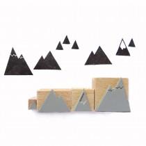 Nuukk Stempel Set Berge