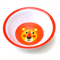 Melamin Kinderschüssel Löwe