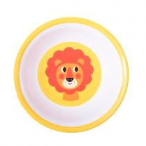 Melamin Kinderschüssel Lieber Löwe