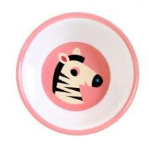 Melamin Kinderschüssel Zebra