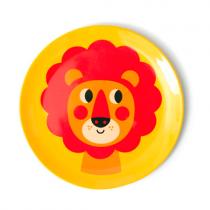 Melamin Kinderteller Lieber Löwe