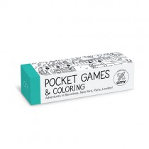 Pocket Games & Coloring CITY