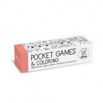 Pocket Games & Coloring FANTASTIC