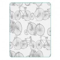 Kuscheldecke BICYCLE