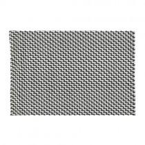 In- und Outdoor Teppich POOL Grau-Weiß