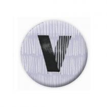 Pickmotion Magnet Buchstabe V