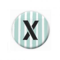 Pickmotion Magnet Buchstabe X