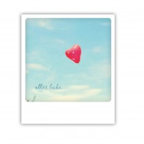 "Pickmotion Karte ""Alles Liebe"""