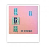 "Pickmotion Karte ""Be curious"""