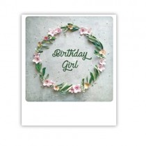 "Pickmotion Karte ""Birthday Girl"""