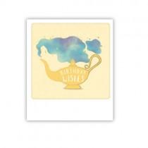 "Pickmotion Mini Pic Karte ""Birthday Wishes"""