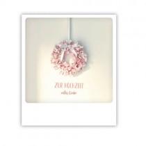 """Pickmotion Karte """"Blumen zur Hochzeit"""""""