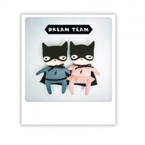 "Pickmotion Karte ""Dream Team Puppets"""