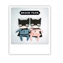 "Pickmotion Karte ""Dream Team Puppets"""