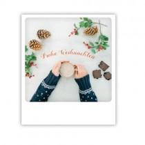 """Pickmotion Karte """"Feine Weihnachten"""""""