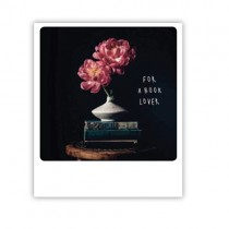 """Pickmotion Karte """"For a book lover"""""""