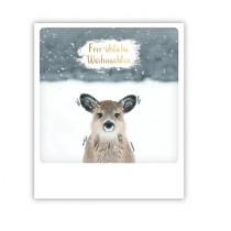 """Pickmotion Karte """"Frrrr-öhliche Weihnachten"""""""