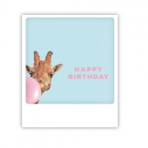 "Pickmotion Karte ""Happy Birthday Giraffe"""