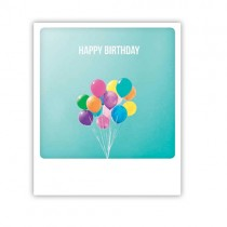 "Pickmotion Karte ""Birthday Colours"""