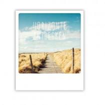"Pickmotion Karte ""Horizonte entdecken"""