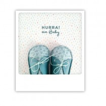 """Pickmotion Karte """"Hurra"""" Ein Baby"""""""