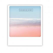 "Pickmotion Karte ""In der Ruhe liegt die Kraft"""