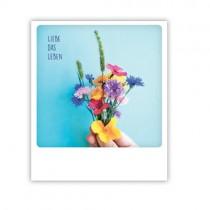 """Pickmotion Karte """"Liebe das Leben"""""""