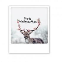 """Pickmotion Karte """"Merry Christmas Deer"""""""