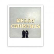 """Pickmotion Karte """"Merry Christmas Glitter"""""""