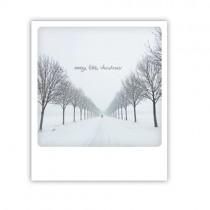 """Pickmotion Karte """"Merry little christmas"""""""