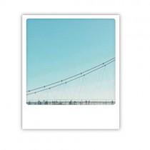 "Pickmotion Karte ""Minimal Bridge"""