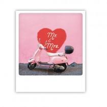 "Pickmotion Karte ""Mr. and Mrs."""