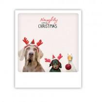 "Pickmotion Karte ""Naughty little christmas"""