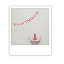 "Pickmotion Karte ""Oh du Fröhliche"""