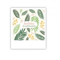 """Pickmotion Mini Pic Karte """"Plantlover Herzlichen Glückwunsch"""""""