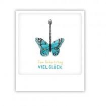 """Pickmotion Karte """"Schmetterlingsglück"""""""