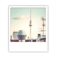 "Pickmotion Karte ""Über den Dächern"""