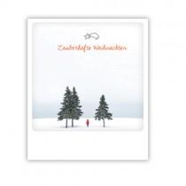 """Pickmotion Karte """"Zauberhafte Weihnachten"""""""