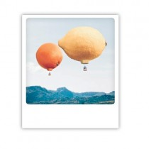"Pickmotion Karte ""Zitrus Zeppelin"""