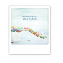 """Pickmotion Karte """"Zum Geburtstag viel Glück"""""""