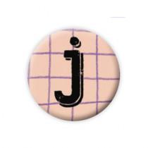 Pickmotion Magnet Buchstabe J