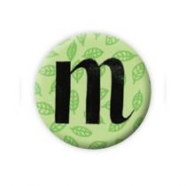 Pickmotion Magnet Buchstabe M