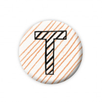 Pickmotion Magnet Buchstabe T