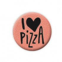 Pickmotion Magnet 32mm I love Pizza