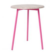 Beistelltisch Pink