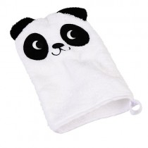 Badehandschuh Miko der Panda