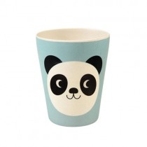 Happy Friends Bamboo Becher Panda