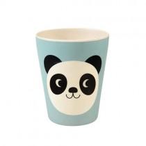 Happy Friends Bamboo Becher Panda