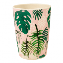 Bamboo Becher Tropical